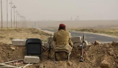 عراق میں اہم ہوائی اڈے کو داعش کے قبضے سے چھڑا لیا گیا