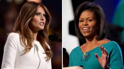 اوباما اور ٹرمپ کی بیگمات کے موازنہ پر امریکی میئر مستعفی