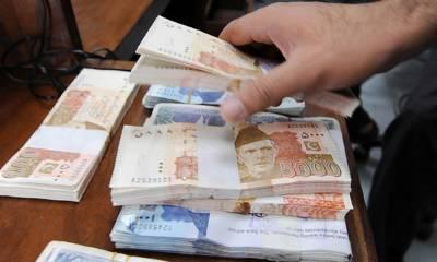 پہلی سہ ماہی میں مالیاتی خسارے میں ایک مرتبہ پھر اضافہ