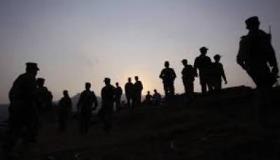 بھمبر سیکٹر کے مختلف مقامات پر بھارت کی جانب سے گولہ باری