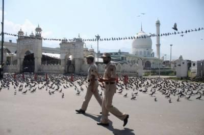 سری نگر: کشمیریوں کو مسلسل 19 ویں جمعہ کو جامعہ مسجد میں نماز پڑھنے سے روک دیا گیا