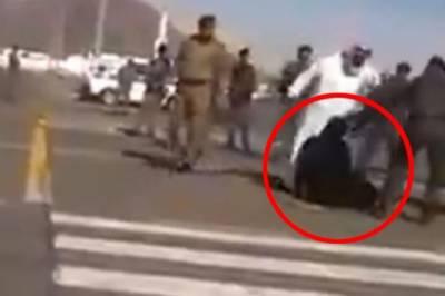 شوہر کو قتل کرنے والی سعودی خاتون کا سر قلم
