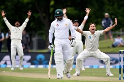 کرائسٹ چرچ ٹیسٹ: پاکستانی بیٹنگ مشکلات کا شکار