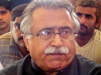 بجلی والے وزیر کی سندھ دشمنی کی مذمت کرتا ہوں: مولا بخش چانڈیو