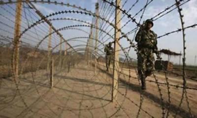 بھارت کی ایل او سی پر بلااشتعال فائرنگ جاری، پاک فوج کا منہ توڑ جواب