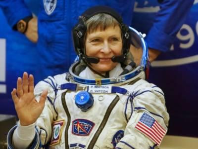 پیگی وٹسن نے دنیا کی معمر ترین خلاءنوردکا اعزاز حاصل کر لیا
