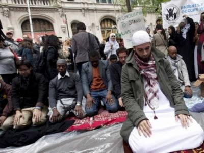 امریکا میں مسلمانوں سے یکجہتی کا منفرد اظہار