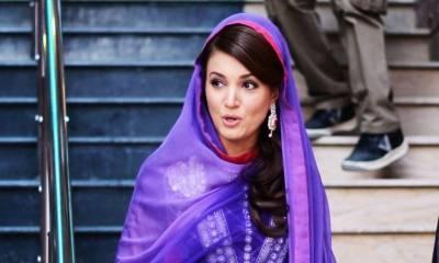 دعا ہے عمران خان کی تیسری بیوی اس کے ٹریک پر چل سکے: ریحام خان