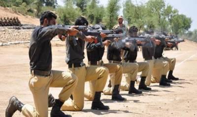 انسداد دہشت گردی کے لئے پولیس کوخصوصی تربیت دینےکا فیصلہ