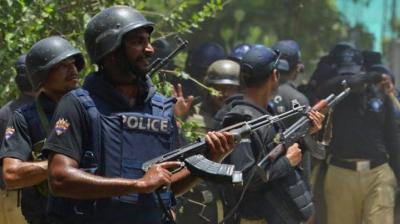 حیدر آباد: بچوں اور ماں کو یرغمال بنانے کا ڈراپ سین، ڈاکٹر کو دھر لیا گیا