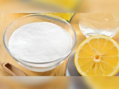 بیکنگ سوڈا اور لیموں کو ملاکر استعمال کرنے سے ایسا فائدہ ہوگا کہ آپ یہ دونوں ہمیشہ چیزیں گھر میں رکھیں گے
