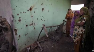 بھارت باز نہ آیا ، ایک پھر کیل سیکٹر پر گولہ باری، پاک فوج کی جوابی کارروائی