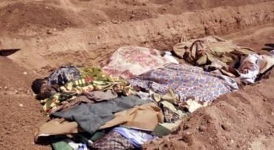 موصل میں ایک اور اجتماعی قبر کا انکشاف