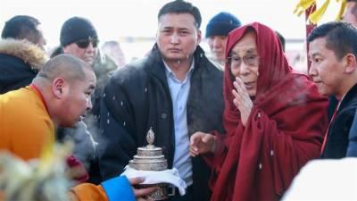 چینی اعتراض کے باوجود دلائی لاما نے منگولیا کا دورہ شروع کر دیا