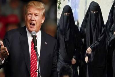 ٹرمپ کے مسلمانوں کے خلاف متعصبانہ رویے کے خلاف امریکا میں یہودی بھی اٹھ کھڑے ہوئے