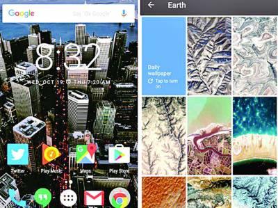 ''وال پیپرز''، گوگل کی نئی ایپلی کیشن سامنے آ گئی