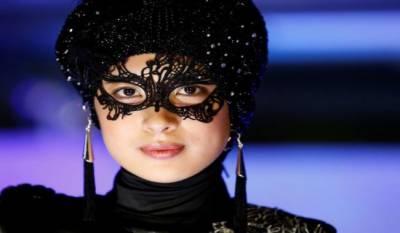 جاپان میں مسلم خواتین کا باحجاب فیشن شو