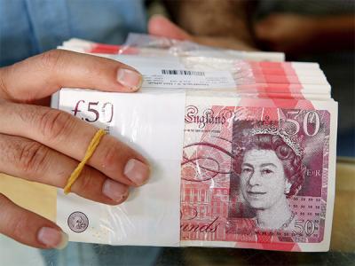 یورپ سے اخراج: برطانوی اثاثوں کی مالیت 1.5 ٹریلین ڈالر کم ہو گئی