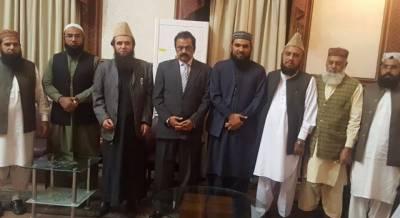 ڈبلیو سی آر کی پاکستان میں قیام امن کے لئے کوششیں قابل تحسین ہیں: رانا ثناءاللہ خاں