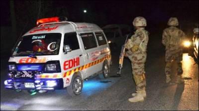 کراچی ڈکیتی مزاحمت پر قتل ،مختلف علاقوں سے 10 ملزمان گرفتار