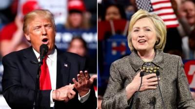 ٹرمپ کے مقابلے میں ہیلری نے 20لاکھ ووٹ زیادہ حاصل کئے