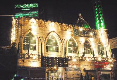 مظفرآباد: 5ویں سالانہ محفل نعت مرحبا یا مصطفی 2دسمبر کومنعقد ہوگی