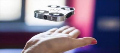 """ایئر سیلفی"""" سائنسدانوں نے منفرد کیمرہ ایجاد کر لیا"""