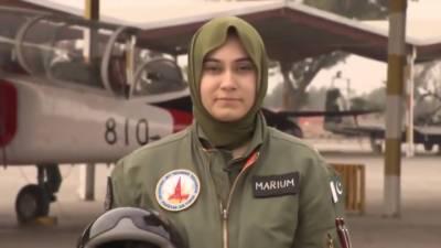 پاکستان ایئرفورس کی پہلی شہید خاتون فائٹر پائلٹ مریم مختیارشہید کی پہلی برسی منائی گئی