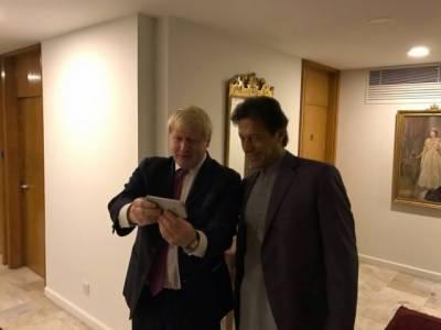 پی ٹی آئی سربراہ عمران خان سے برطانوی وزیر خارجہ کی ملاقات