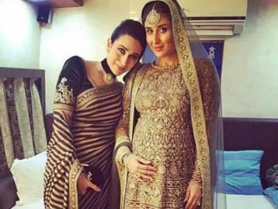 کرشہ کپور اپنی بہن کرینہ کپور کے ساتھ فلم میں کام کرنے کی خواہش مند