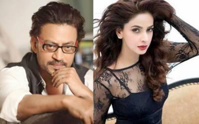"""صباءقمر کی پہلی بالی ووڈ فلم """"ہندی میڈیم"""" کی تاریخ نمائش کا اعلان"""