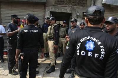 کھڈیاں میں پولیس مقابلہ ، 3 ڈاکو ہلاک ، 3 فرار