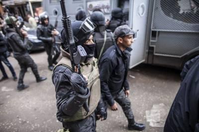 مصر میں شدت پسندوں کا چوکی پر حملہ ، 8 فوجی ہلاک