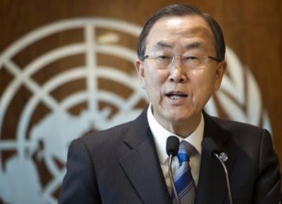 ایل او سی پر جارحیت سے گریز کیا جائے: اقوام متحدہ