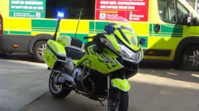موٹر سائیکل ایمبولینس کا آغاز خوش آئند ہے ِ: حکیم محمد عثمان