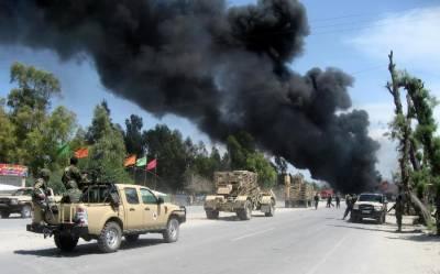 افغانستان: جلال آباد میں3 دھماکے، 5افراد ہلاک