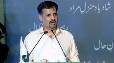 فاروق ستار نے الطاف حسین کی پارٹی پر چائنا کٹنگ کی طرح قبضہ کرلیا : مصطفی کمال