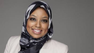 کینیڈامیں پہلی باحجاب خاتون ا ینکرنے تاریخ رقم کر دی