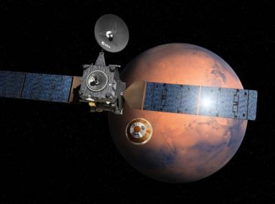 یورپی خلائی مرکز کو مالی خسارے کا سامنا,مریخ مشن خطرے سے دوچار