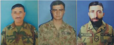 بھارتی فوج کی فائرنگ سے شہید ہونے والے کیپٹن سمیت تمام جوانوں پر فخر ہے: شہری