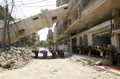 ترک حکومت کے اعلی اختیاراتی وفد کا غزہ کی پٹی کا دورہ