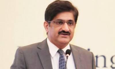 کچھ عناصر نہیں چاہتے تھے کہ بلدیاتی الیکشن ہوں، مراد علی شاہ