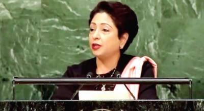 ہماری سفارتی کوششو ں سے اب یو این مبصرین مقبوضہ کشمیر میں رسائی مانگ رہے ہیں: ڈاکٹر ملیحہ لودھی