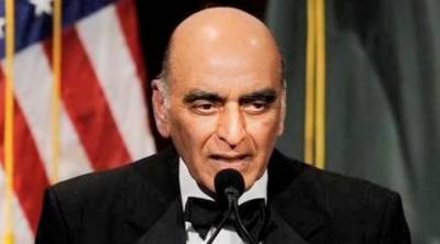 سابق نگراں وزیراعظم معین قریشی امریکا میں سپرد خاک