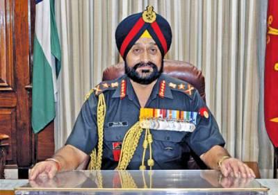 بھارت پاک فوج کے نئے سربراہ سے خبردار رہے،بھارتی فوج کے سابق سربراہ سردار بکرم سنگھ