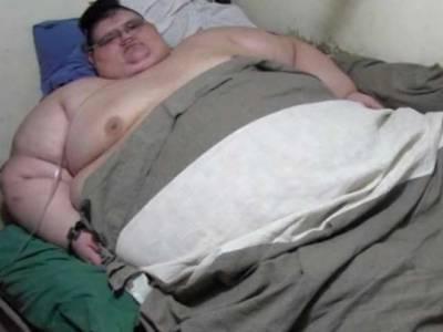 میکسیکو سے تعلق رکھنے والا دنیا کا سب سے موٹا شخص