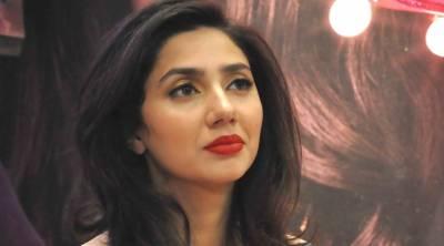 فلم رئیس کے بارےمیں کوئی بات نہٰیں کرنا چاہتی ،ماہرہ خان