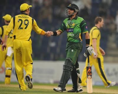پاکستان اور آسٹر یلیا کے درمیان کرکٹ میچ 15 دسمبر کو کھیلا جائے گا