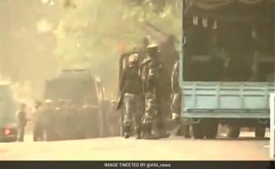 مقبوضہ کشمیر میں بھارتی آرمی کیمپ پر حملہ ،3 فوجی ہلاک