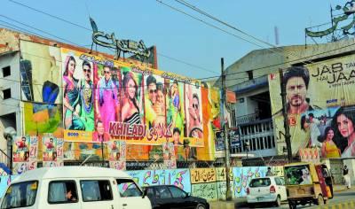 پاکستانی فلم انڈسٹری دو حصوں میں تقسیم ہو گئی
